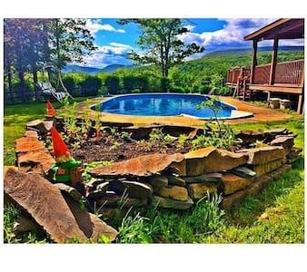 Woodstock Magic Mountain House