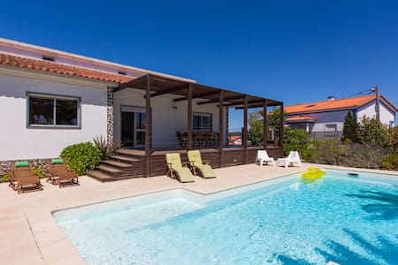 Beautiful villa with swiming pool - Caldas da Rainha - Casa de camp