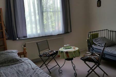 Quiet Room with a typical Belgian Breakfast - Hoeilaart - Szoba reggelivel