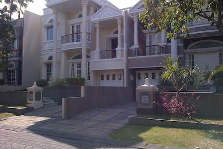 Beautiful house at West Surabaya