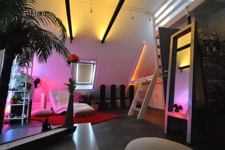 Designer Zimmer in Hamburgs Norden