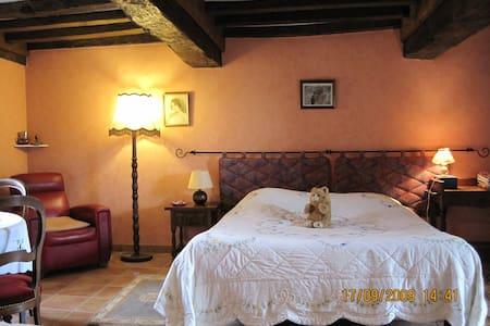 """chambres d'hôtes """"La Lison"""" - Tintry - House"""