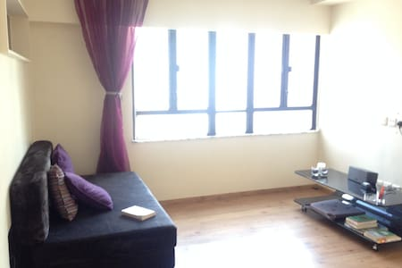 Conveniently located on Hollywood Road, surrounded by popular restaurants & bars. On a high floor overlooking Midlevels with sunlight in a doorman building. Newly furnished, quiet neighbors, but mins away from hustle & bustle Soho, Sai Ying Pun, LKF.