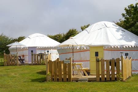 Primrose Yurt - Goonhavern - Tenda
