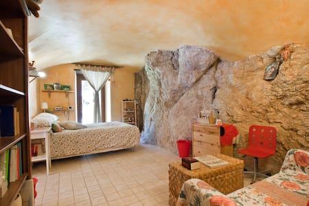 Pace,tranquillità,bellezza e natura - Cottanello - Apartamento