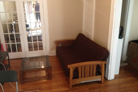 1 BR Spacious Apartment in Midtown