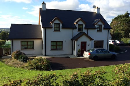 Comfortable, cosy house near Skibbereen town - House