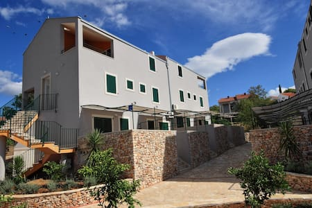 Modern apartment on the Adriatic º3 - Wohnung