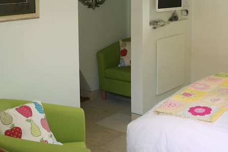 Private unit in enclosed courtyard - Bed & Breakfast
