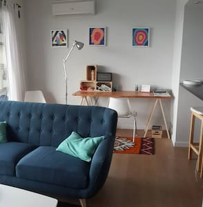Sunny & Spacious Apt in Palermo! - Buenos Aires - Apartment