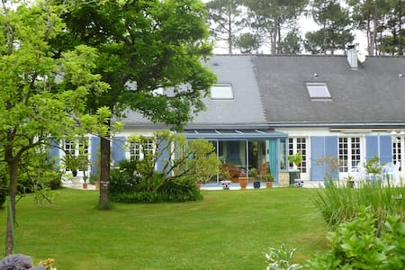 2 chambres pour 3 ou 4 personnes - Carnac - Bed & Breakfast