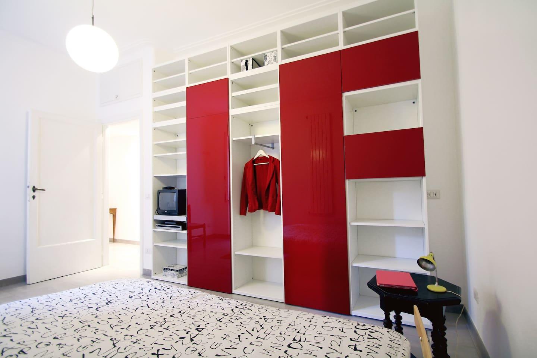 La camera  Bedroom