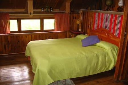 La Polcura Lodge Turismo Colchagua - Cabin