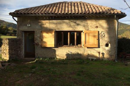Petit Pavillon in the Cevennes - Soudorgues - Hus