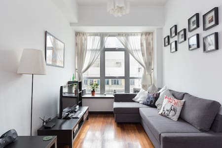 Beautiful 1 bed with Rooftop Pool
