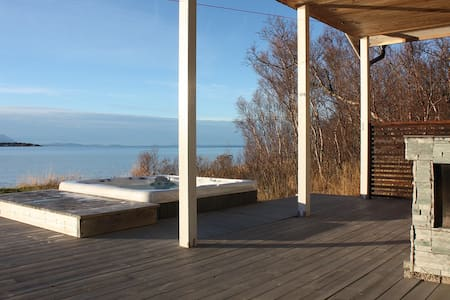 Villa Vang - cottage by the sea - Engenes - Zomerhuis/Cottage