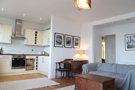 Estuary View Apartment with Parking - Cornwall - Apartment
