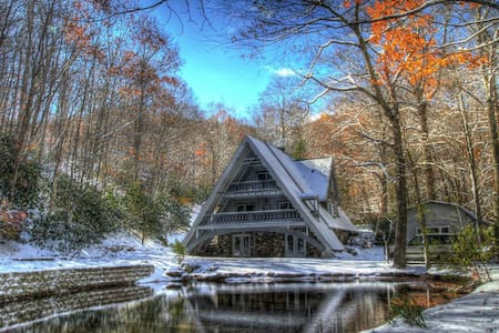 Chalet Ruisseau - Boone