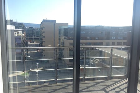 Trendy & Cosy flat in Dublin (View)