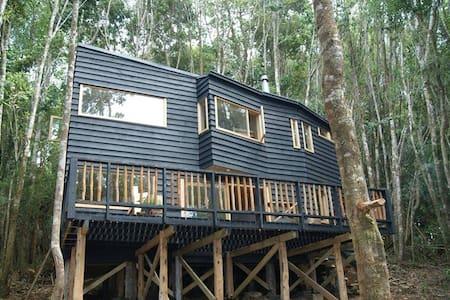 Casa en Chiloé, Bosque y Playa - Ház