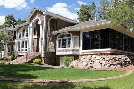 7,957SF. 5BR.6BA.7FP.Sleeps16 - Monument - House