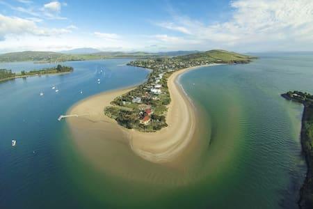 Trifecta! Beach, Rural, Near Hobart - Cremorne