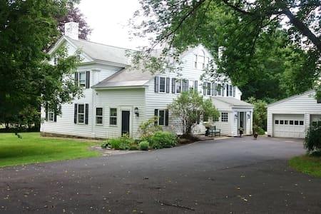 Sprawling Country Estate - Casa