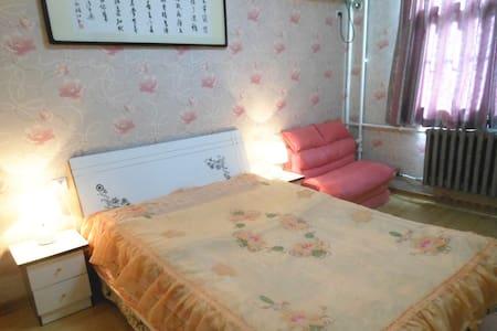 【室雅兰香】温馨家庭旅馆 双人间20$/天