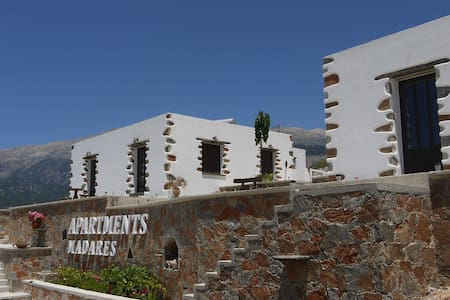 Traditional apartments Madares 2 - Appartement