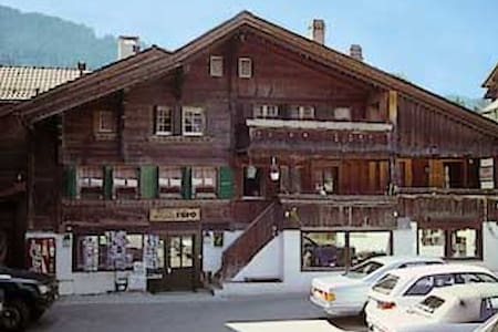 Le Vieux Chalet, GSTAAD - Appartement