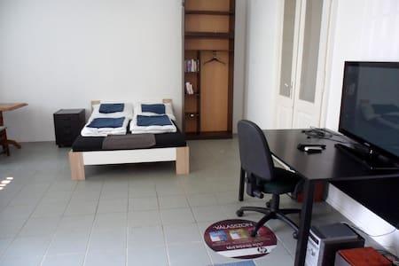 Private room near the centre + wifi