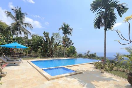 Fantastic  villa in north Bali - Buleleng