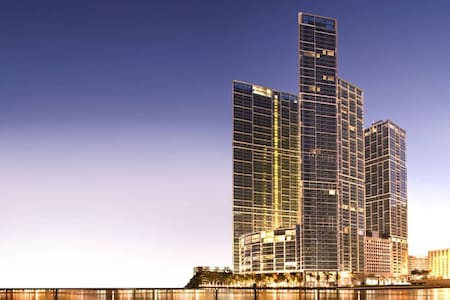 One Bedroom Condo - Icon Brickell - Apartamento