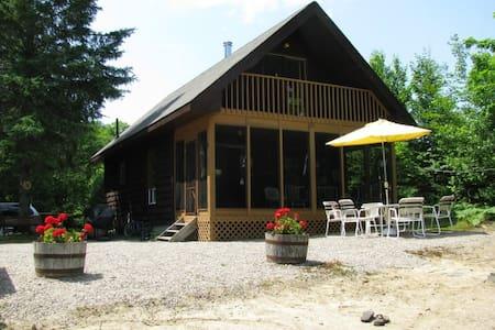 Brock Lake Waterfront Cottage