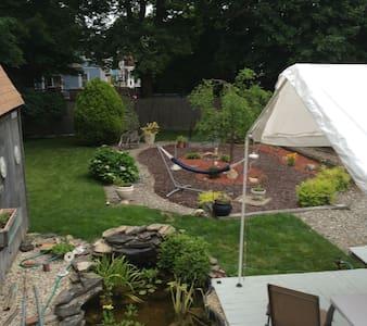 Scrimshaw Hollow - New Bedford - Casa