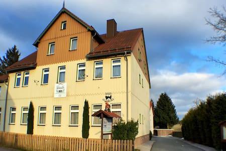 Blechleppel-Die Pension im Harz - Benneckenstein (Harz) - Apartment
