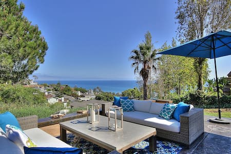 3BR/3BA Ocean View Lookout Home