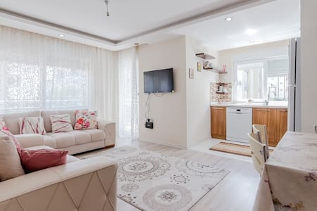 Luxury 1+1 apartment in Antalya - Apartment
