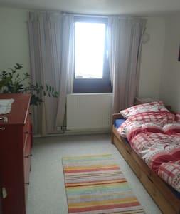 Gemütliches Gästezimmer - House