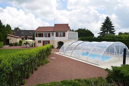 COEUR BOURGOGNE - Magnien 21230 - Apartment