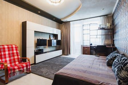 Doubleroom apartment in center.