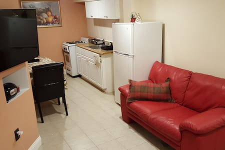 Nice and Private APARTMENT just 4 U - North Bergen - House