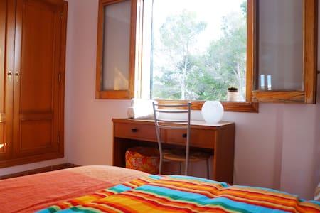 Gemütliches ruhiges Doppelzimmer in Strandnähe - Apartment