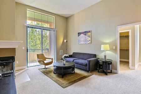 Tranquil & Peaceful yet close to SF - San Mateo - Apartment
