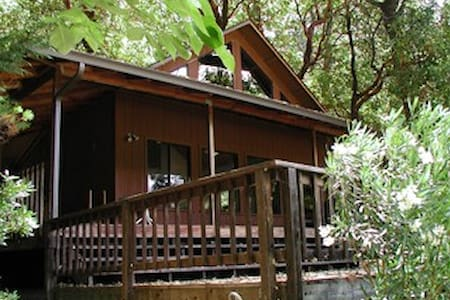 Trinity River Cabin - Willow Creek - Casa