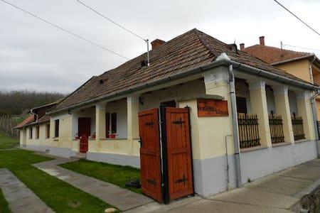 Gerendás vendégház Cserépfalu - Cserépfalu - Casa
