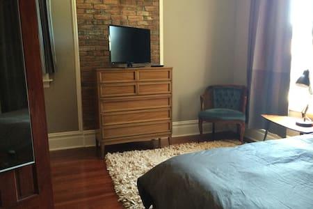 Comfy Apartment Near Lafayette Square (1000 sq ft) - St. Louis - Appartamento