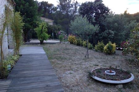 agréable T2 au calme à 3km de la Ciotat - Ceyreste - Apartment
