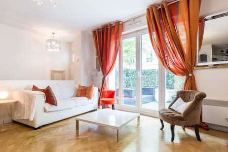Very pretty duplex near paris - Kondominium