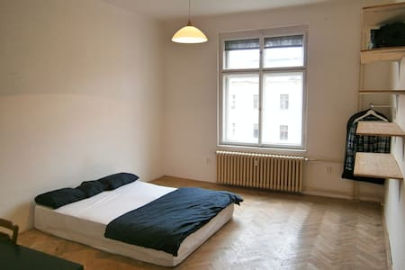 Huge n sunny room in great location - Wohnung